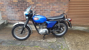 1971 BSA B25 250 Starfire For Sale