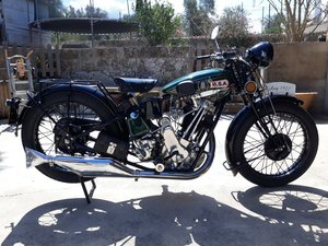 BSA  S27  Sloper  500cc. - restored, v.g.c.