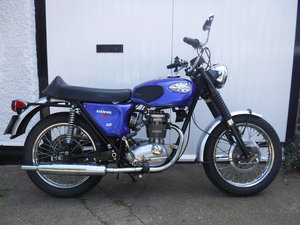 1969 BSA STARFIRE For Sale