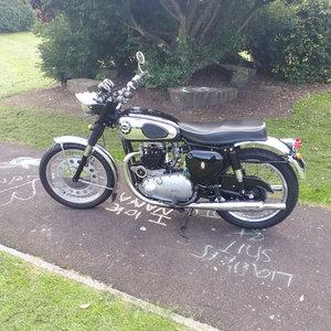 1961 BSA A10 For Sale