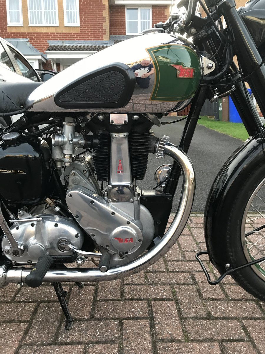 1950 BSA B31  For Sale (picture 6 of 6)