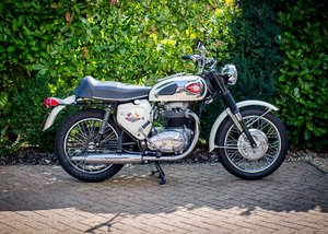 1970 BSA Thunderbolt (650cc) For Sale by Auction