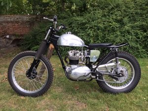 1968 BSA C15 trials For Sale