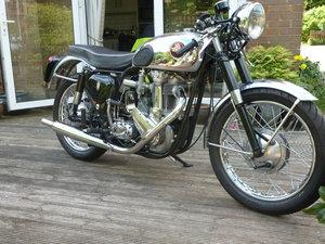 1948  Bsa b31 400cc goldie look  alike