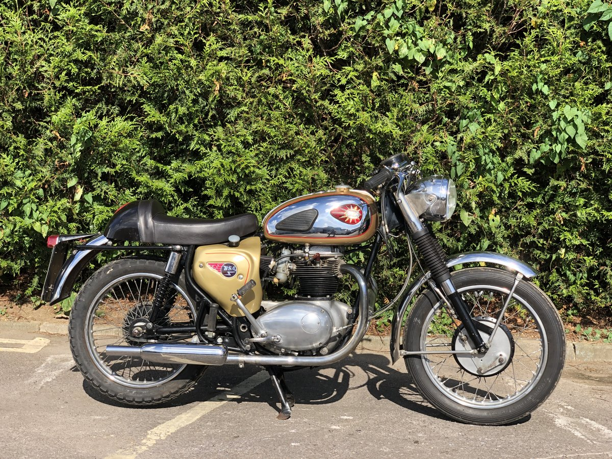 1965 BSA A65L Lightning Clubman 650 Replica  For Sale (picture 3 of 6)