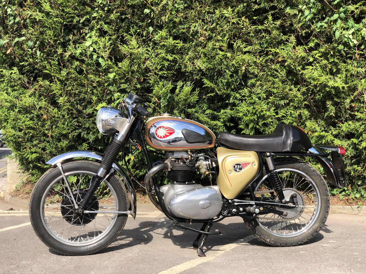 1965 BSA A65L Lightning Clubman 650 Replica  For Sale (picture 4 of 6)