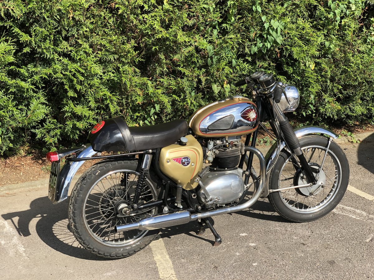 1965 BSA A65L Lightning Clubman 650 Replica  For Sale (picture 5 of 6)