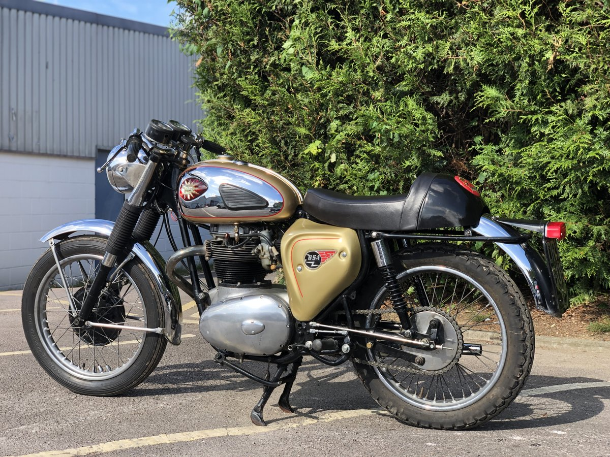 1965 BSA A65L Lightning Clubman 650 Replica  For Sale (picture 6 of 6)