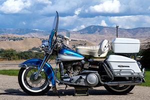 1972 1965 Harley Davidson FLH Electraglide
