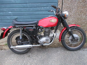 1970 bsa b25 starfire For Sale