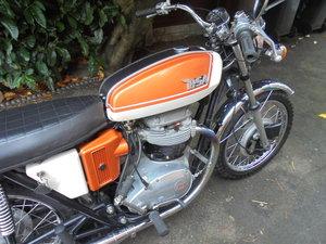 1972 bsa a65 650cc thunderbolt mint bike For Sale