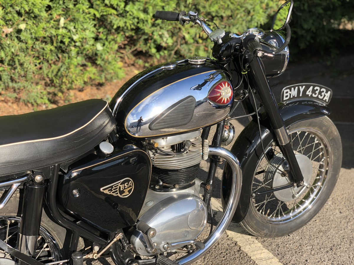BSA Thunderbolt 650cc 1963 This lovely example For Sale (picture 5 of 6)