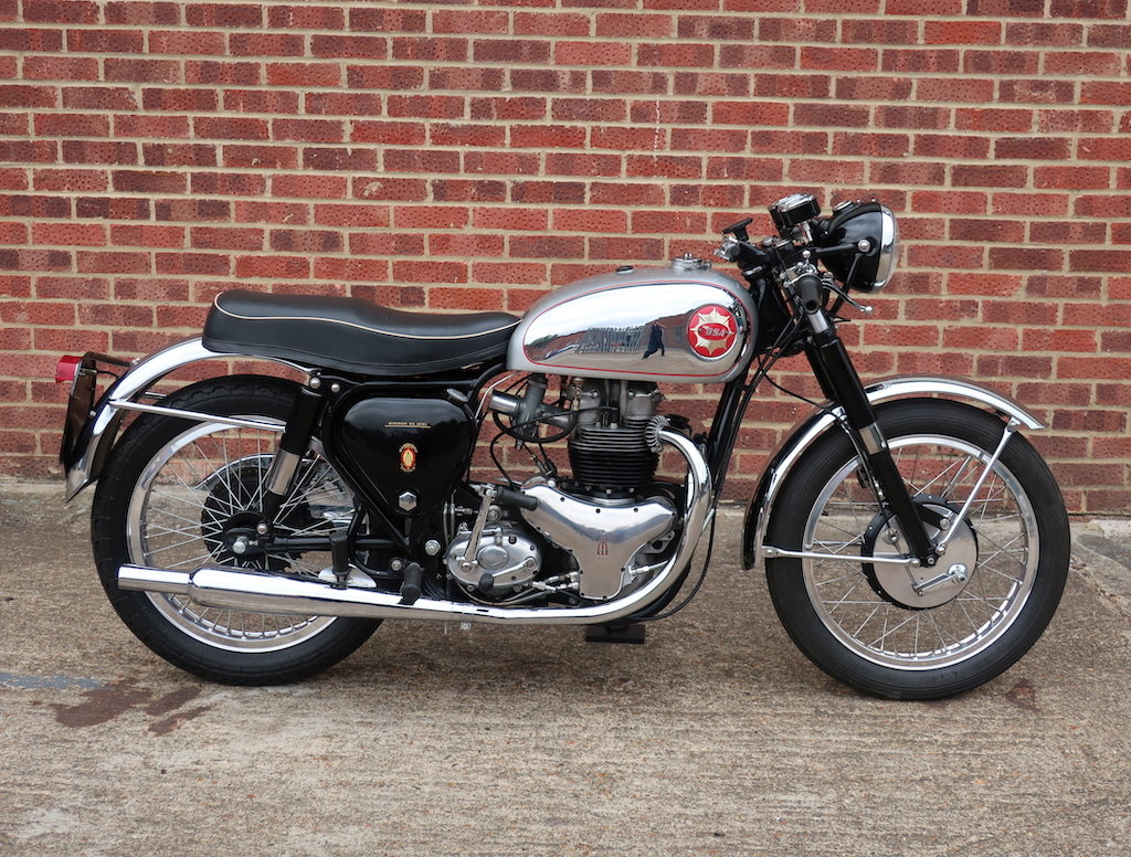 1964 BSA Rocket Goldstar Replica For Sale (picture 1 of 6)