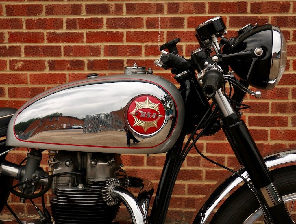 1964 BSA Rocket Goldstar Replica For Sale (picture 2 of 6)