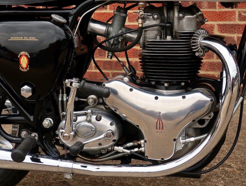 1964 BSA Rocket Goldstar Replica For Sale (picture 3 of 6)