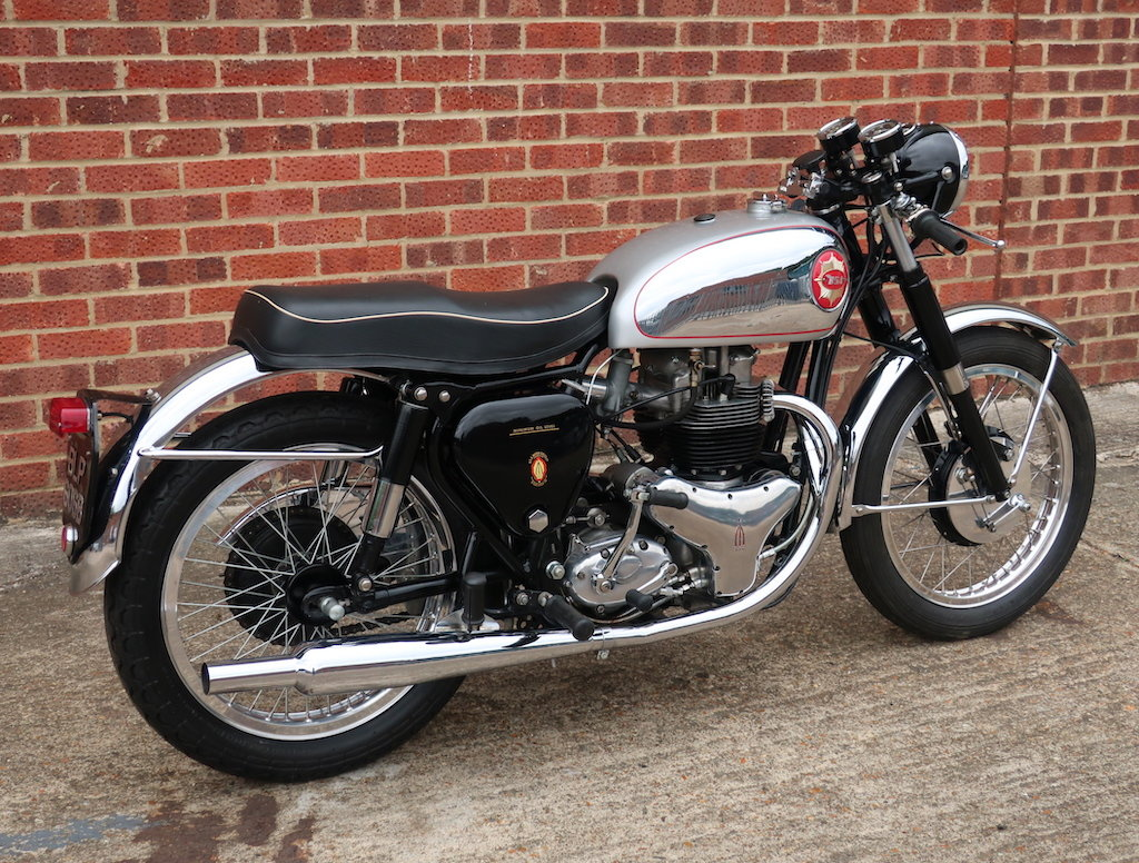 1964 BSA Rocket Goldstar Replica For Sale (picture 4 of 6)