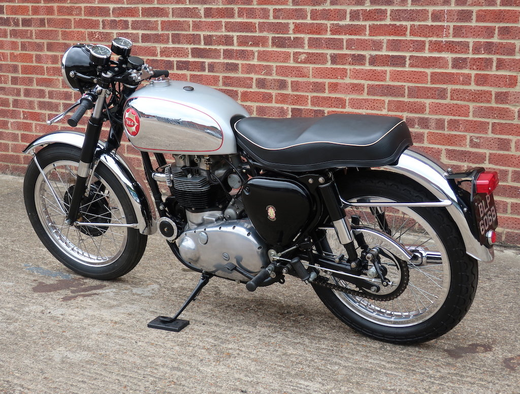 1964 BSA Rocket Goldstar Replica For Sale (picture 5 of 6)