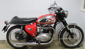 1965 BSA A65 Lightning Twin Carburettors 650 cc Twin SOLD