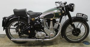 1949 BSA B31 350 cc OHV  Plunger  , Beautiful BSA  For Sale