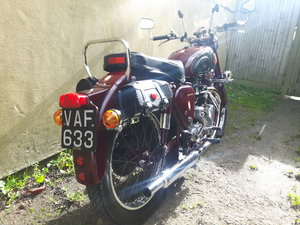 BSA  A7  500cc twin For Sale