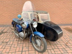 1963 BSA A65 Star Combination For Sale by Auction
