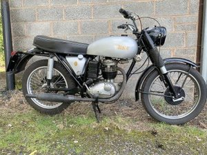 1967 BSA B40 For Sale by Auction