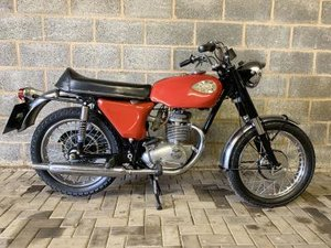 1968 BSA B25 Starfire For Sale by Auction