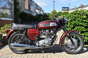 1970 BSA Rocket 3 restored condition unregistered 05/10/2019