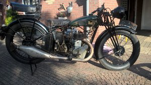 BSA L30-5 1930 first paint  SOLD