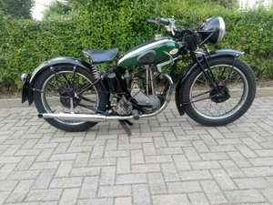 1936 BSA B18 For Sale by Auction
