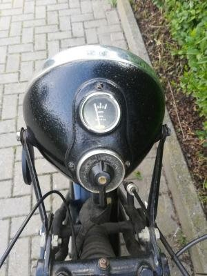1936 BSA B18 For Sale by Auction (picture 2 of 6)