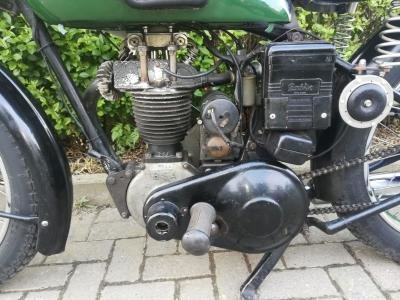 1936 BSA B18 For Sale by Auction (picture 4 of 6)
