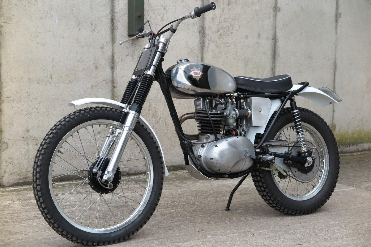 1962 BSA C15 Trials Bike ( Pre- 65 Trials ) SOLD (picture 1 of 6)