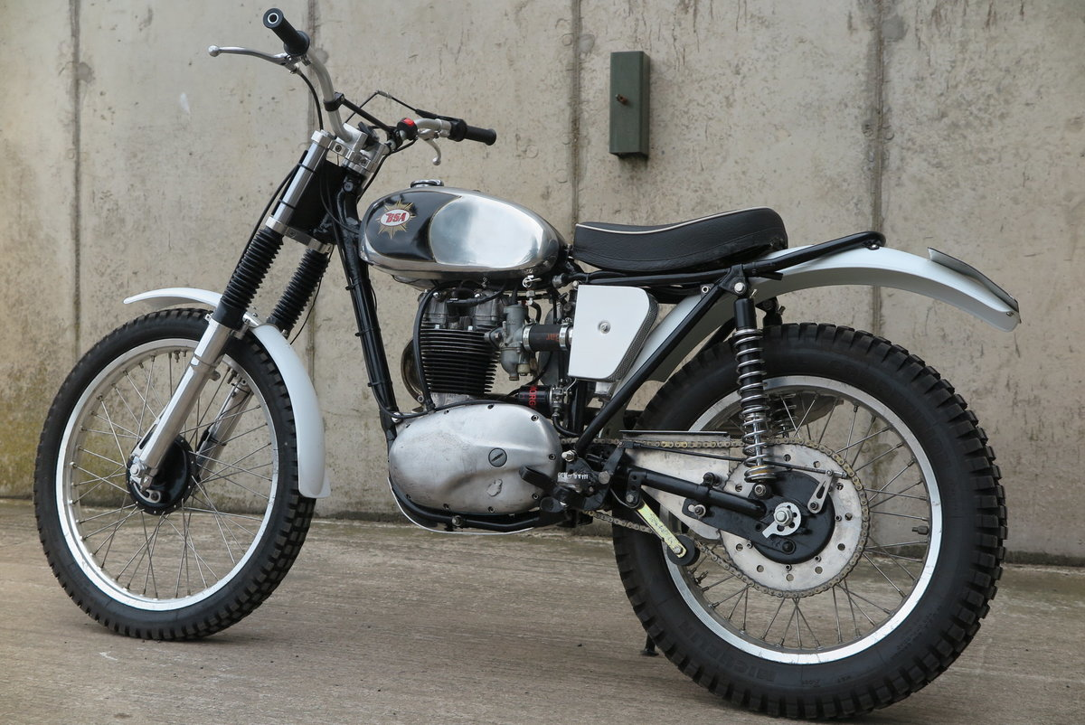 1962 BSA C15 Trials Bike ( Pre- 65 Trials ) For Sale (picture 2 of 6)