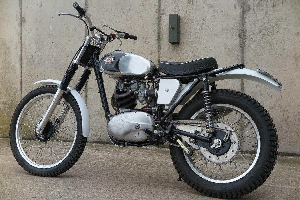 1962 BSA C15 Trials Bike ( Pre- 65 Trials ) SOLD (picture 2 of 6)