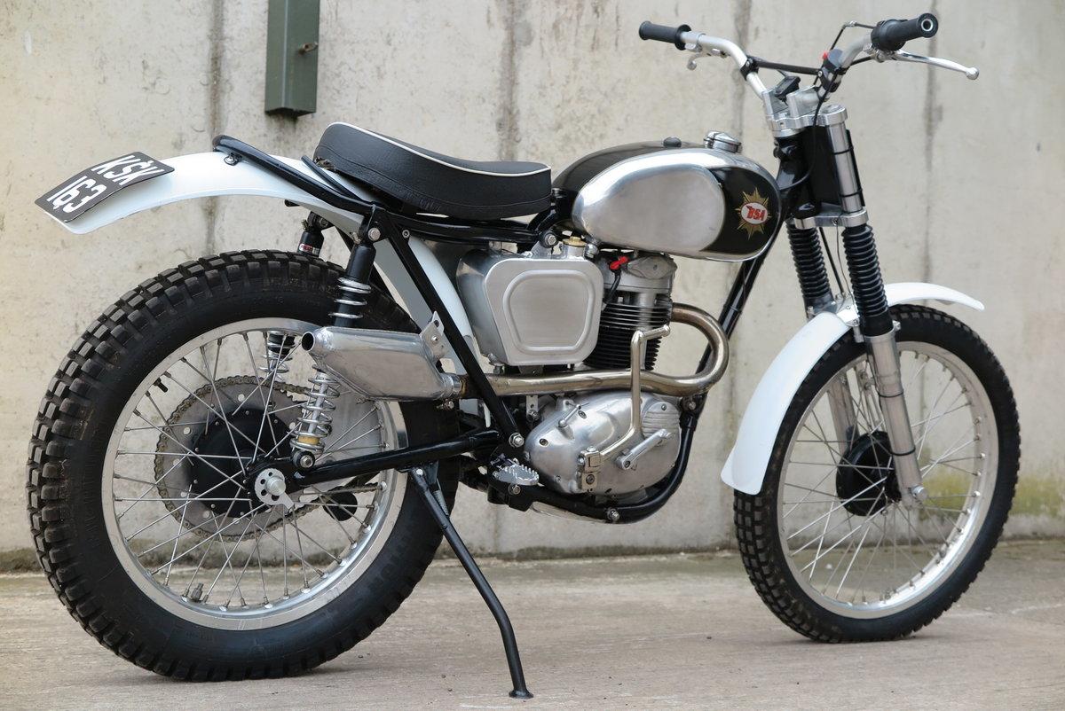 1962 BSA C15 Trials Bike ( Pre- 65 Trials ) SOLD (picture 3 of 6)