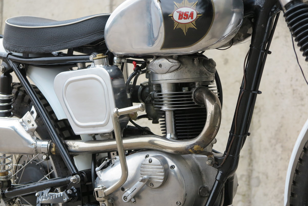 1962 BSA C15 Trials Bike ( Pre- 65 Trials ) For Sale (picture 4 of 6)