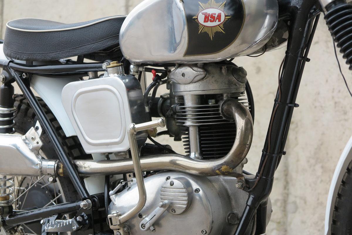 1962 BSA C15 Trials Bike ( Pre- 65 Trials ) SOLD (picture 4 of 6)