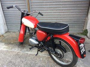 1959 Bsa D7 175