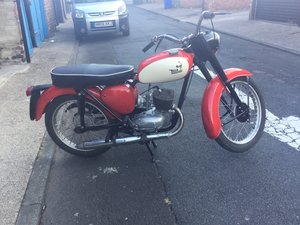 1959 BSA D7 For Sale