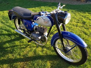 1966 BSA Bantam D14 For Sale