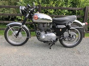 1959 BSA DBD34 Gold Star For Sale by Auction