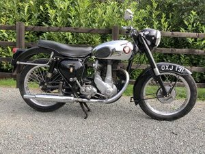 1954 BSA B31 For Sale by Auction