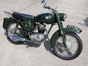 BSA B40  343cc  1965 For Sale