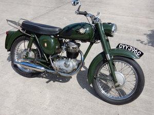 1965 BSA B40  343cc