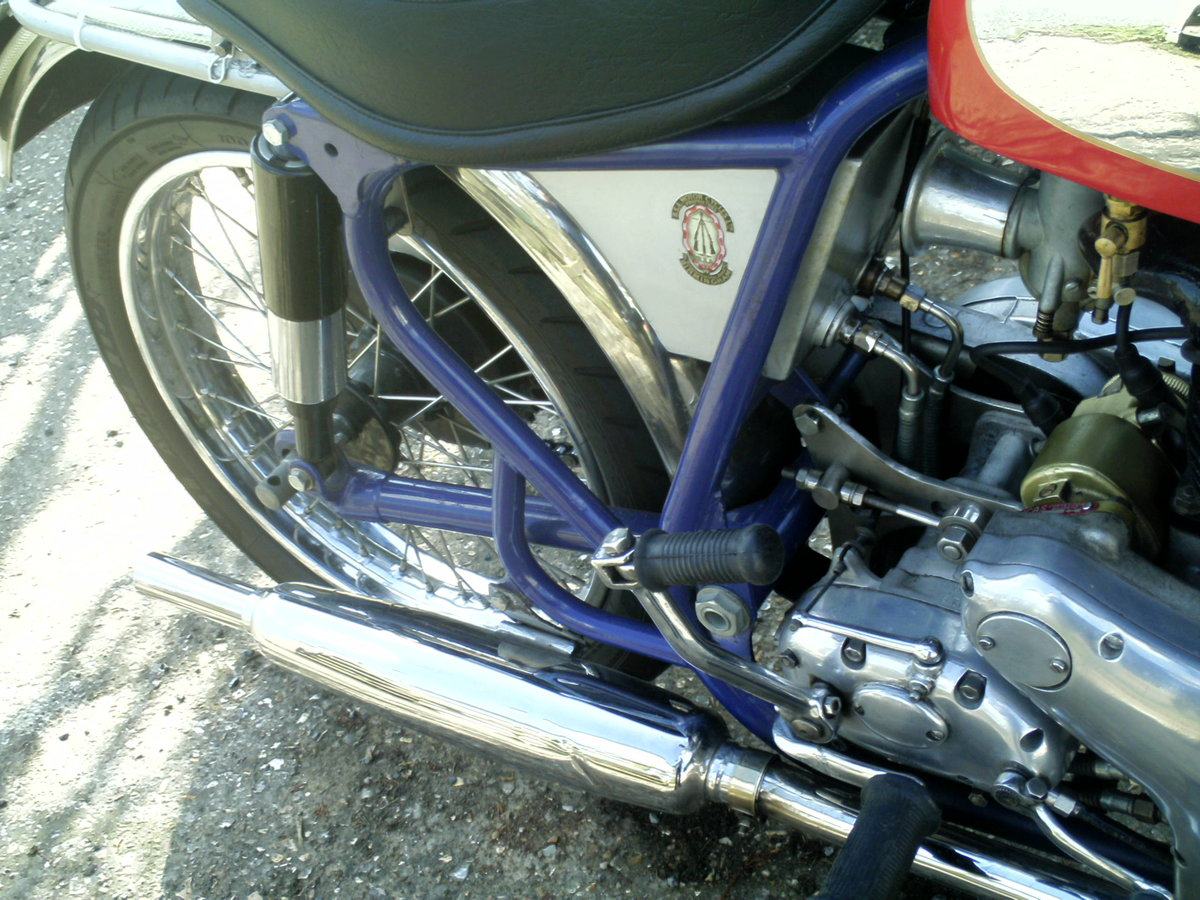 1959 BSA A10 SPITFIRE RGS SPECIAL REP For Sale (picture 3 of 6)