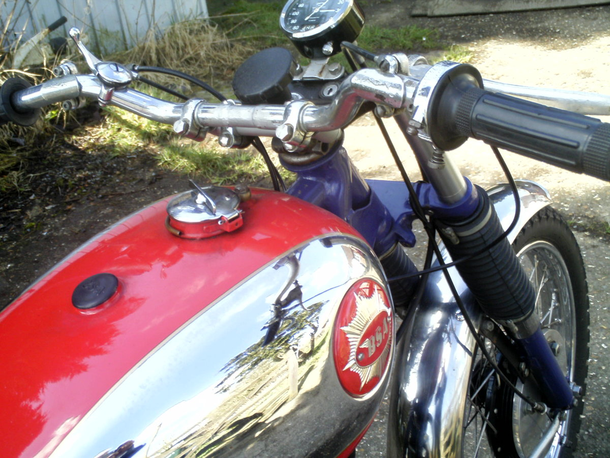 1959 BSA A10 SPITFIRE RGS SPECIAL REP For Sale (picture 4 of 6)