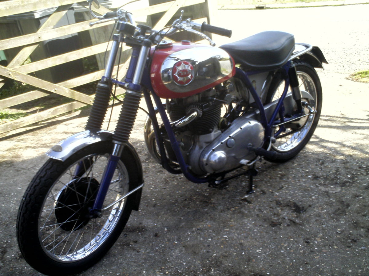1959 BSA A10 SPITFIRE RGS SPECIAL REP For Sale (picture 5 of 6)