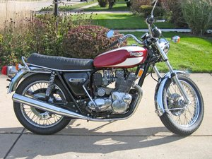 1972 1975 Triumph Trident T160 For Sale