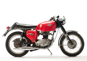1966 BSA A50 Royal Star in genuine Export Spitfire trim
